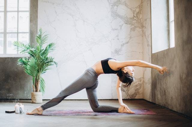 Flip Your Dog for Throat Chakra | Mukha Yoga
