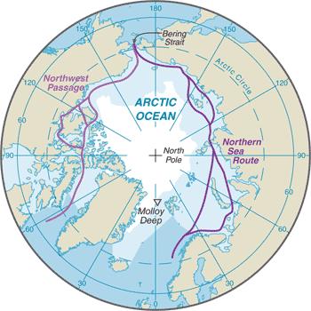 ARCTIC OCEAN