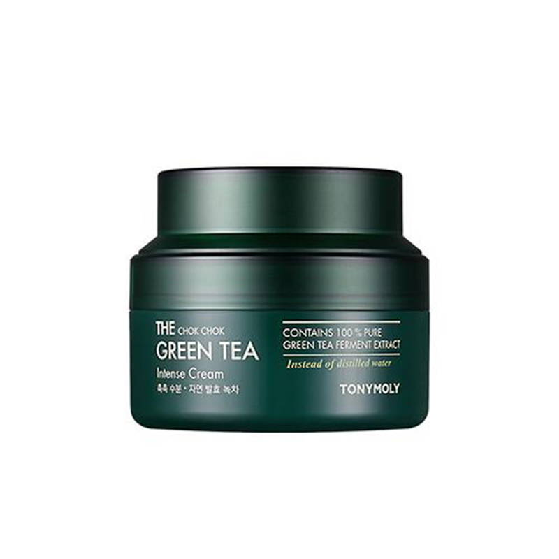 Tony Moly The Chok Chok Green Tea Intense Cream 60ml