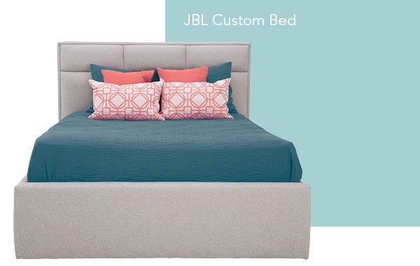 JBL Custom Bed
