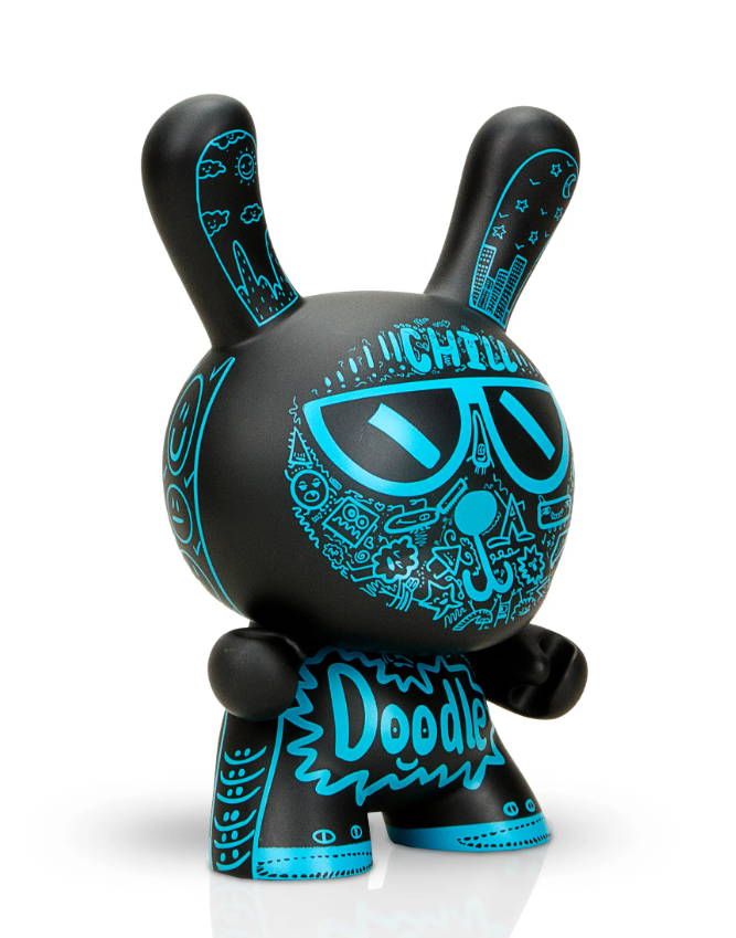Doodle Boy Dunny