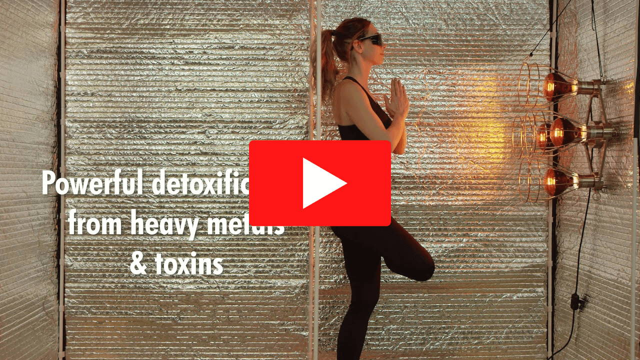Sauna Fix Helps You Take Your Hot Yoga Sessions to the Next Level