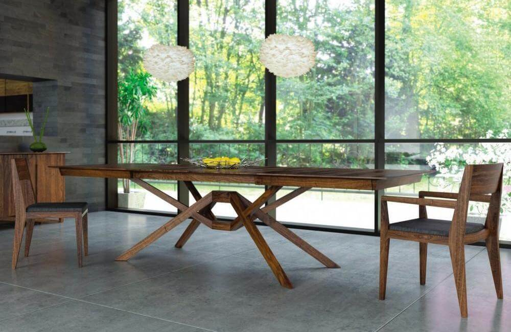 Sustainable Design - Copeland Exeter Extension Table