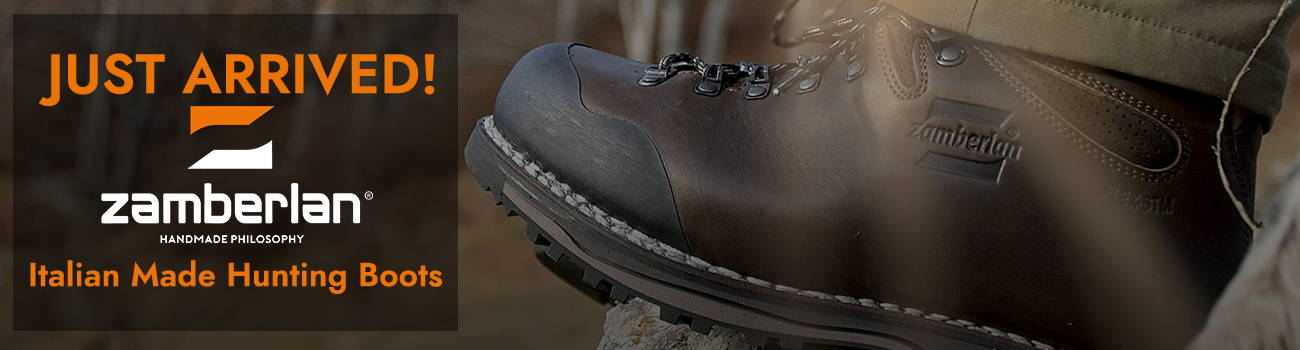 Zamberlan Boots - Made in Italy - Now Available in Canada!