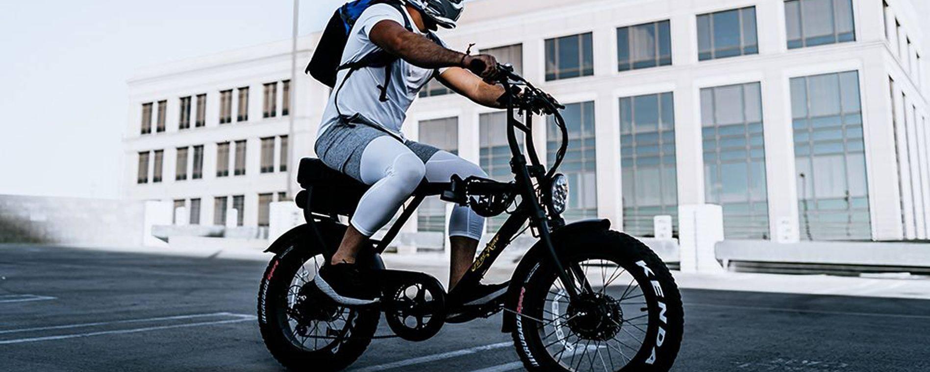 Ariel Rider D-Class Dual Motor Electric Scrambler Bike