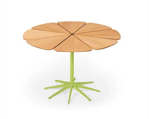 Knoll Petal Dining Table