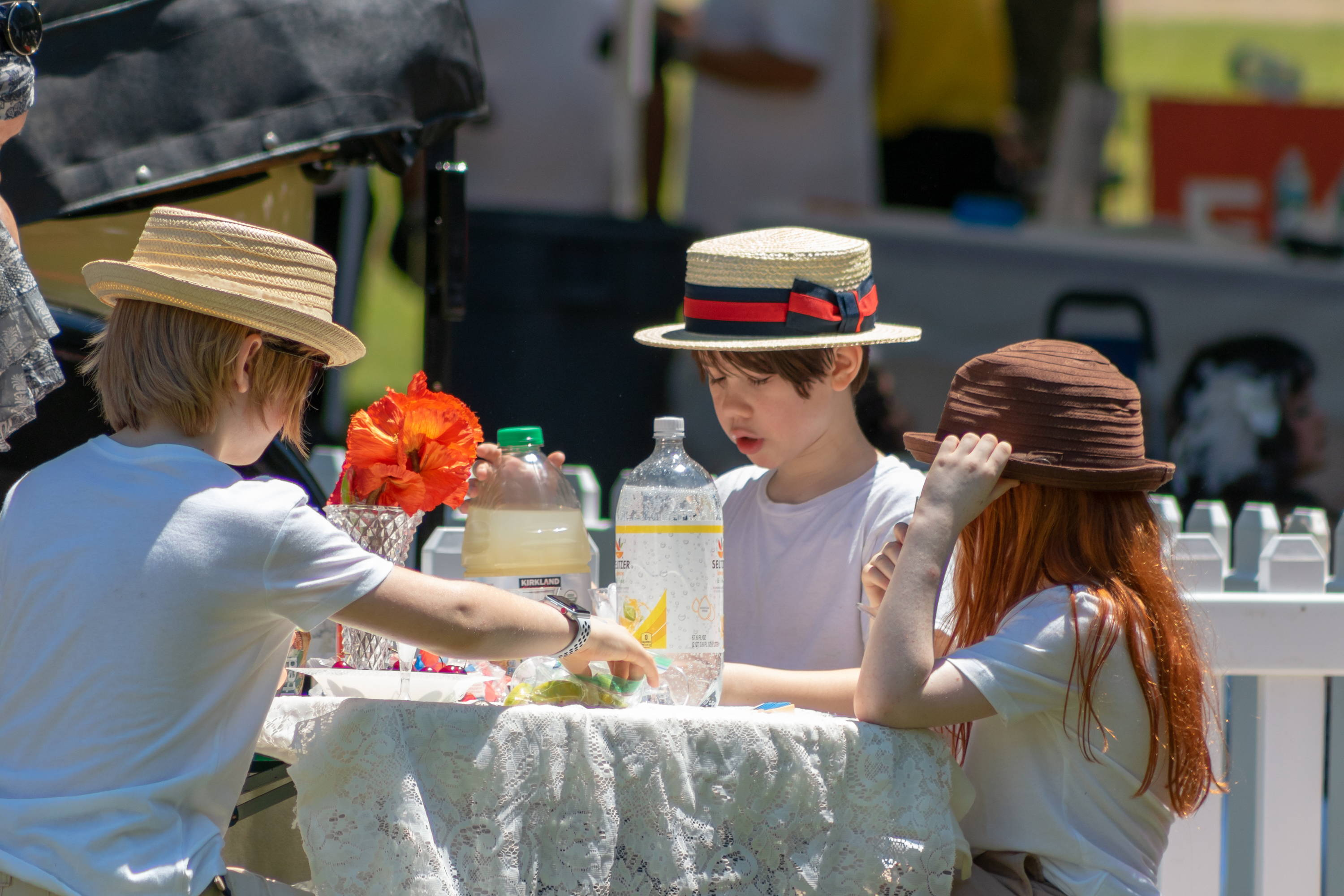 Trend Vintage Hats for Kids at Jazz Age Lawn Party