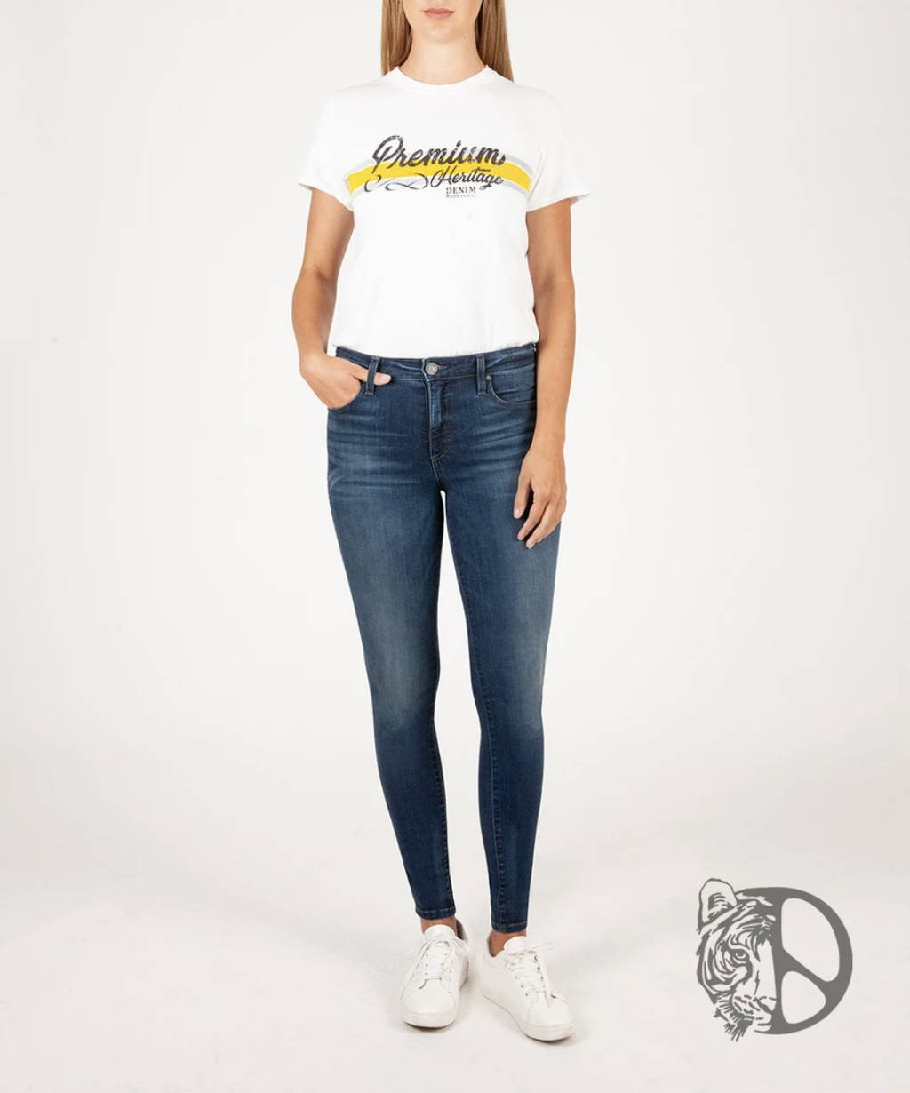 Premium Heritage Mia Skinny Inspired by Peace for Animals with Katie Cleary