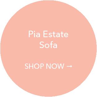 Pia Estate Sofa
