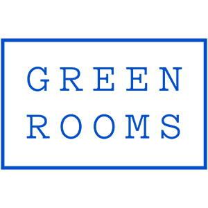 Green Rooms logo