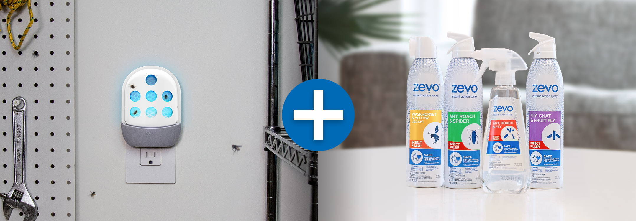 Don T Bug Out Protect Your Whole Home With Zevo Bug Control