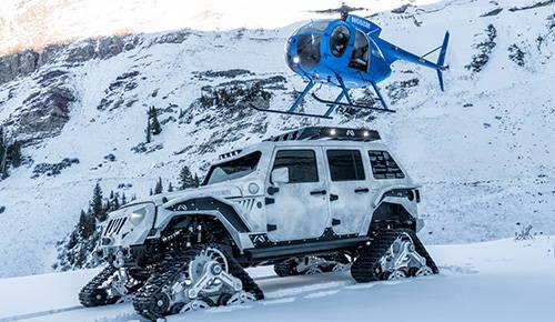 Wrango Horn Kit: A Jeep JKU Bolt-On Solution!