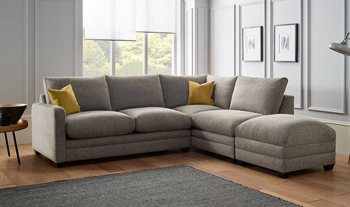 Corner Sofas In East Anglia - Remi Collection