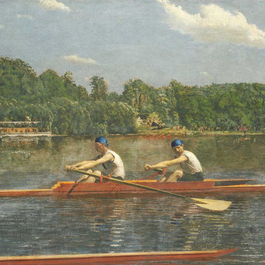 Thomas Eakins Art