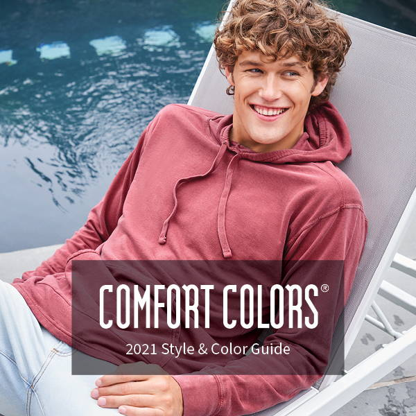 Comfort Colors® Style & Color Guide
