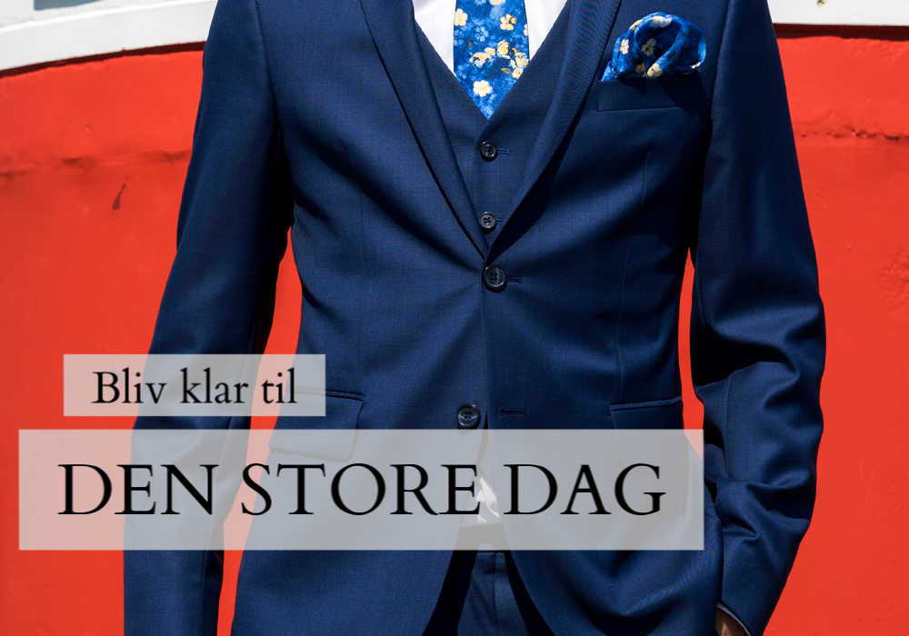 f15795dc85e2 Brudgoms jakkesæt – Deerest Copenhagen