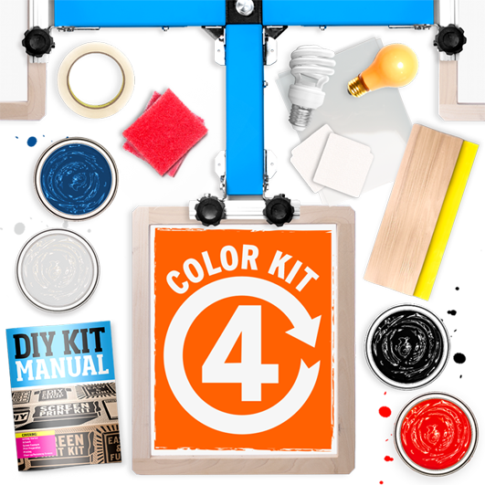 DIY Print Shop Kits — ScreenPrinting com