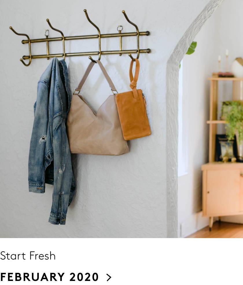 Start Fresh February 2020
