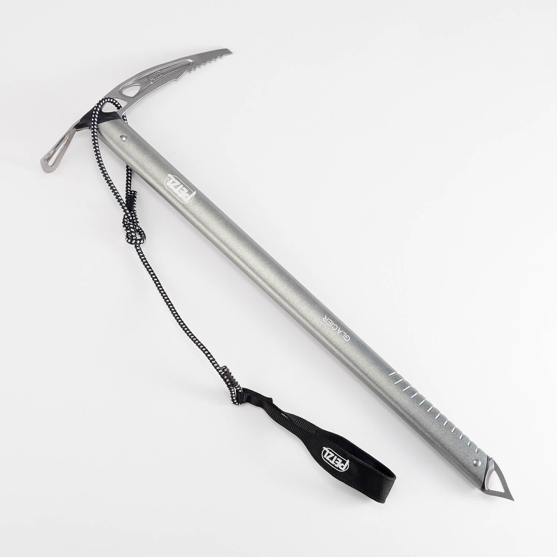 PETZL(ペツル)/グレイシャー 60cm/シルバー