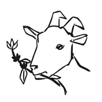 La Cabra Coffee Logo