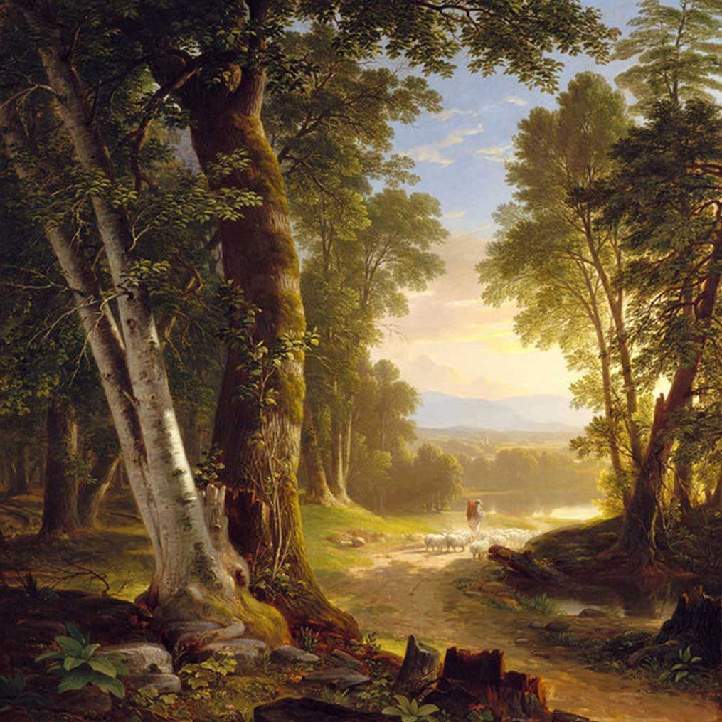 Asher Brown Durand Art