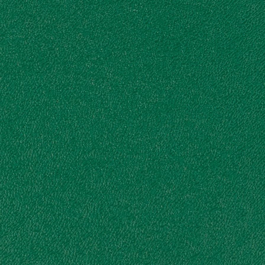 Green ABS laminate skin