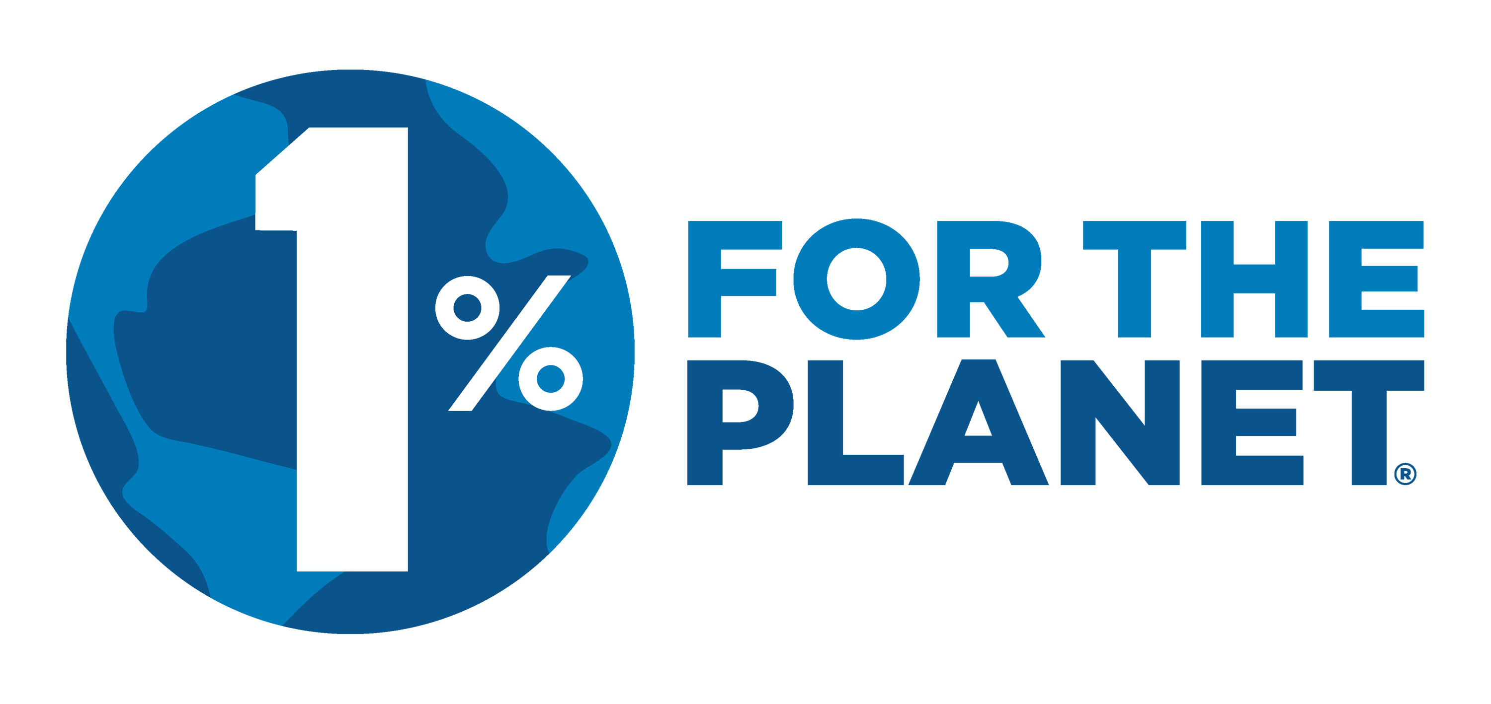 Image of 1% For The Planet Logo.