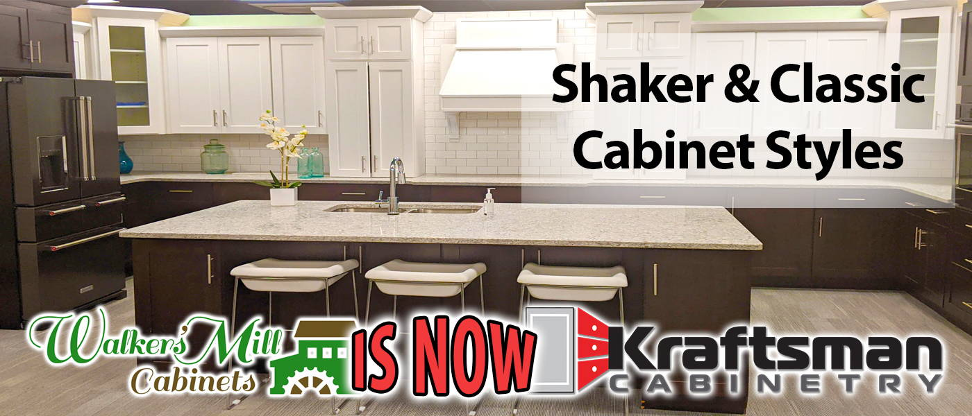 Shaker & Classic Cabinet Styles