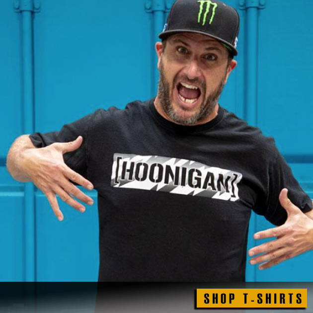 Hoonigan T-Shirts