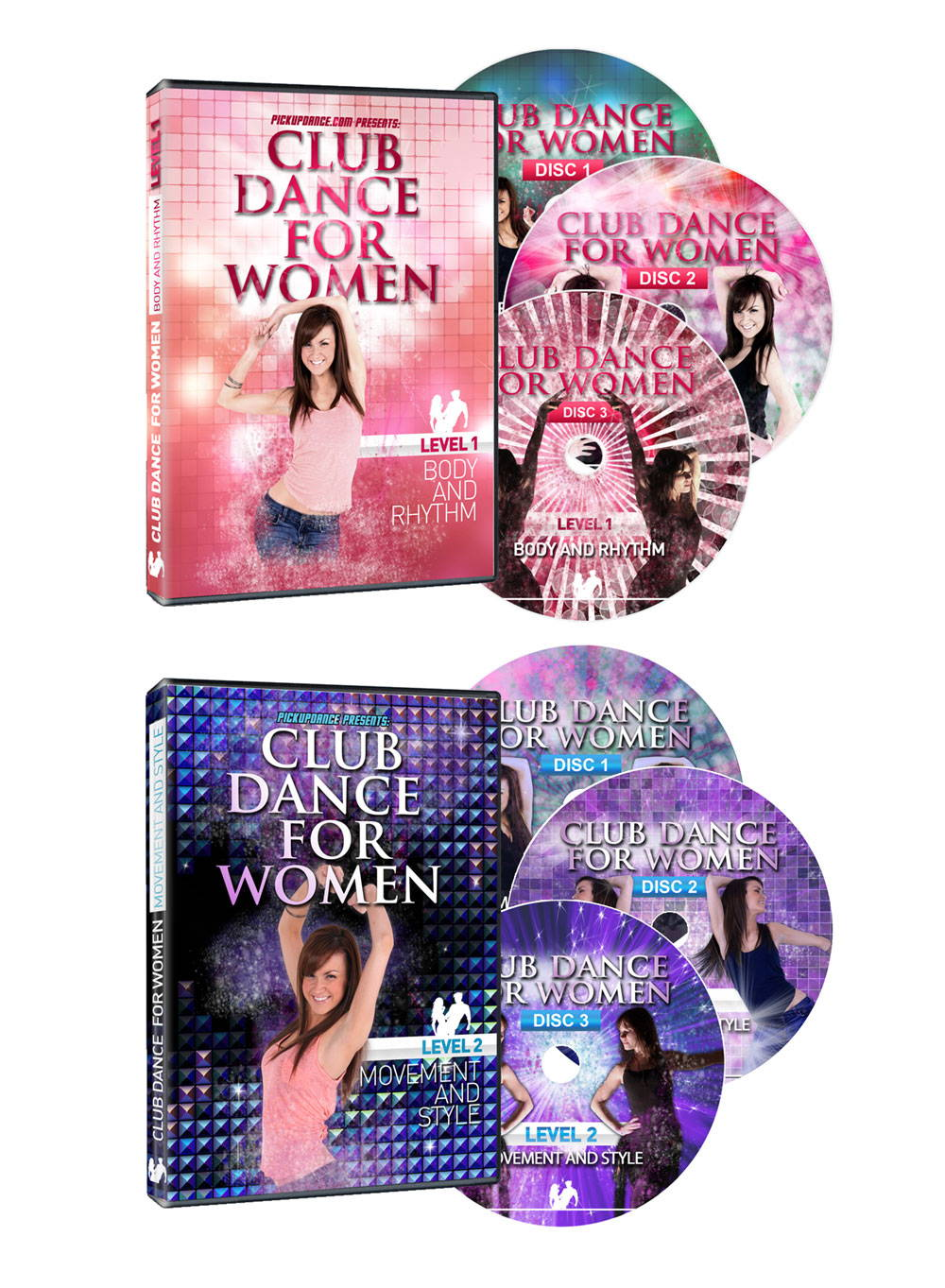 Club Dance For Women Series