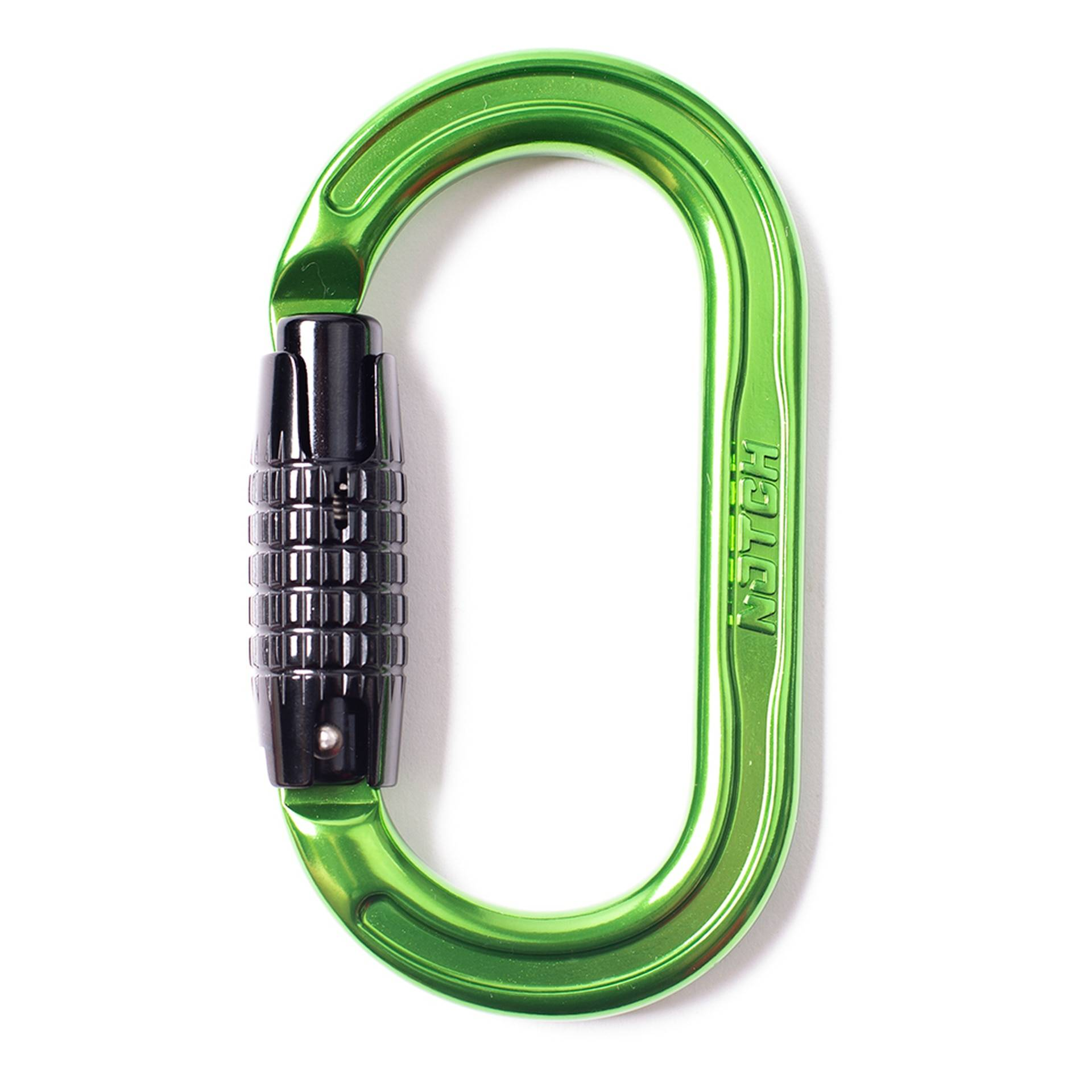 image of Notch Absolute Oval Aluminum Carabiner