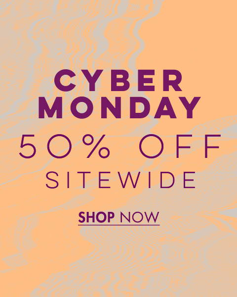 50% Off Sitewide