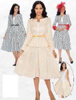 Elegance Fashions | Giovanna Women Church Dresses and Usher Group Uniform