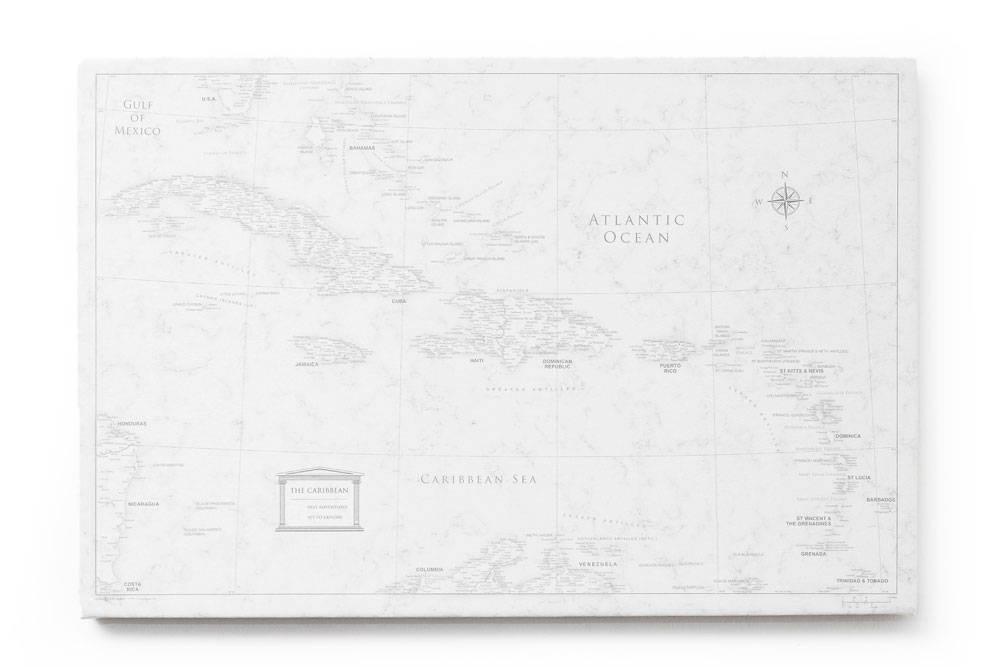 conquest maps classic marble caribbean