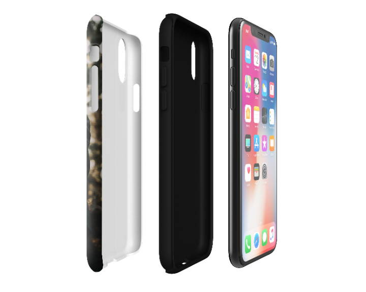 iPhone XS Max Extra Protective Case Side Angle