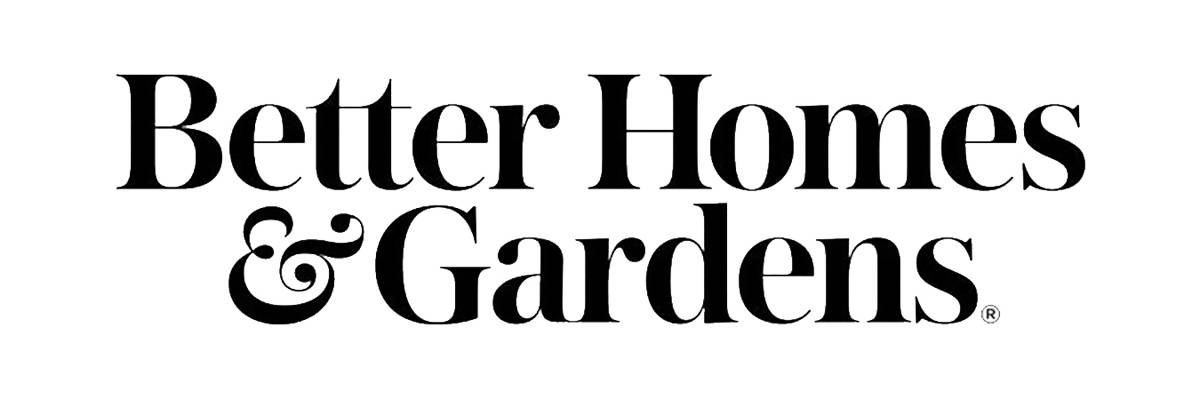better homes & gardens logo - Earlywood