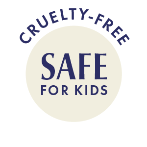 Cruelty-Free and Safe for Kids
