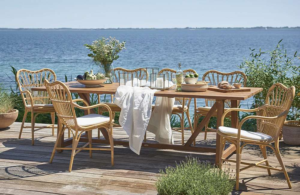 Sika Design Margret Outdoor Dining Chair