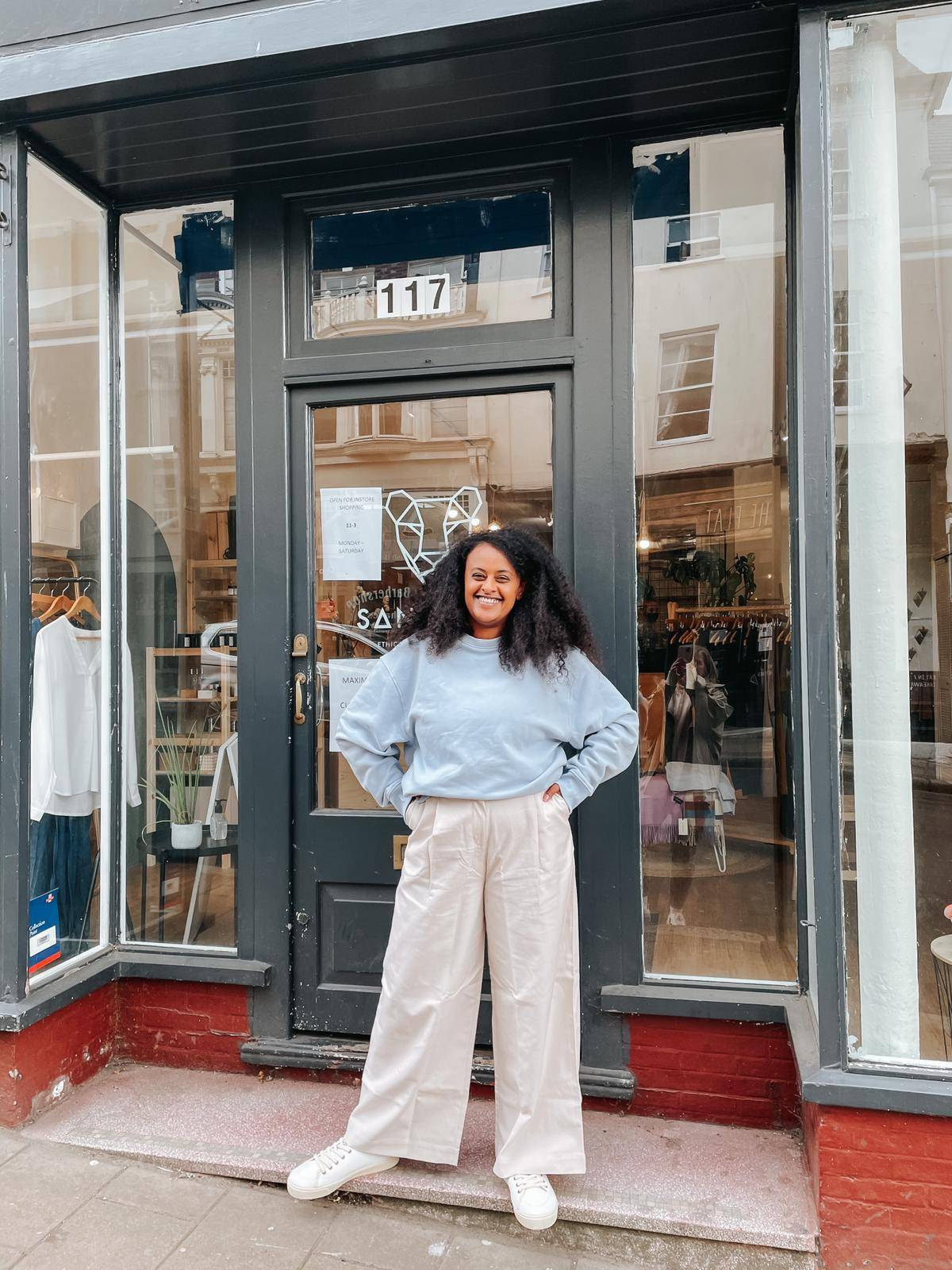 Shop Organic Cotton Lounge Wear Now At Sancho's Shop in Exeter, UK