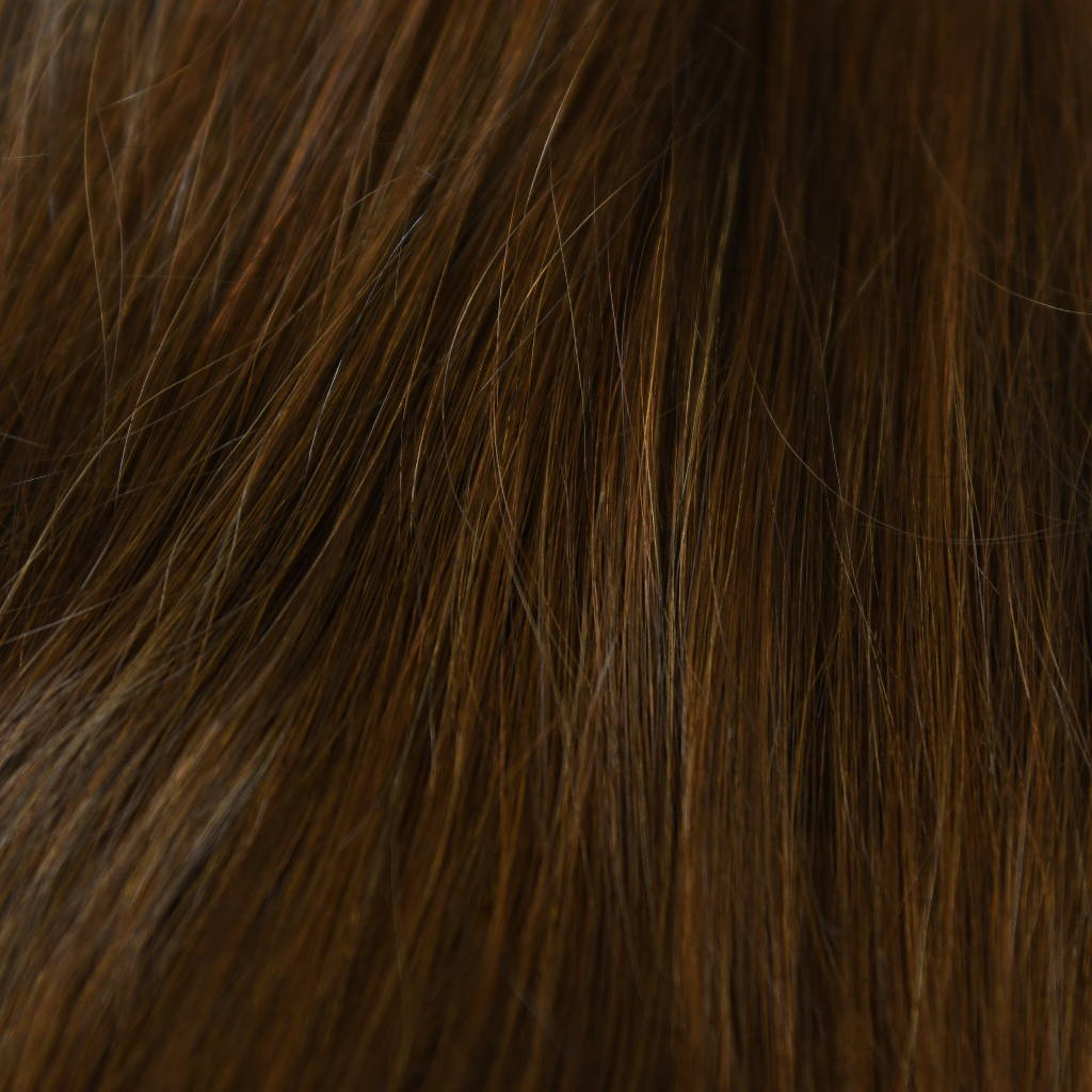 shiny marron brown color hair help to choose hair extensions color in hair color chart