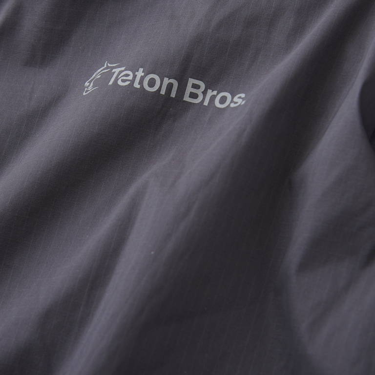 Teton Bros.(ティートンブロス)/ウインドリバーフーディ/グレー/MENS