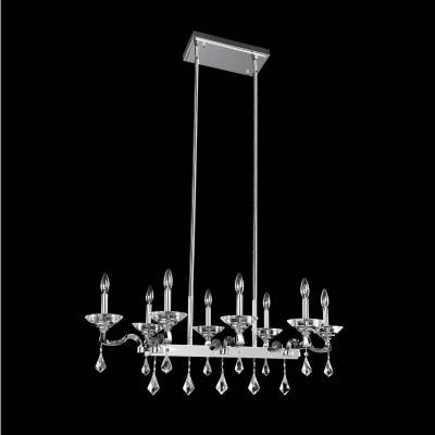Allegri Lighting Crystal Pendants, Chandeliers, Wall Sconces, & Ceiling Lights - COSIMO COLLECTION