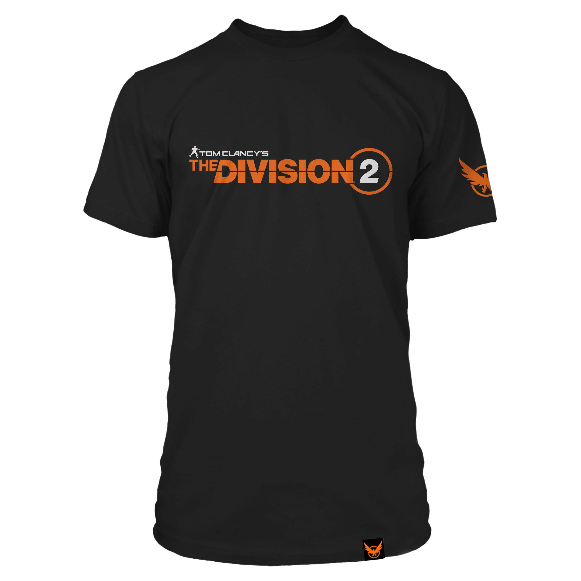 Product image of the The Division 2 TCD2 Logo Premium Tee