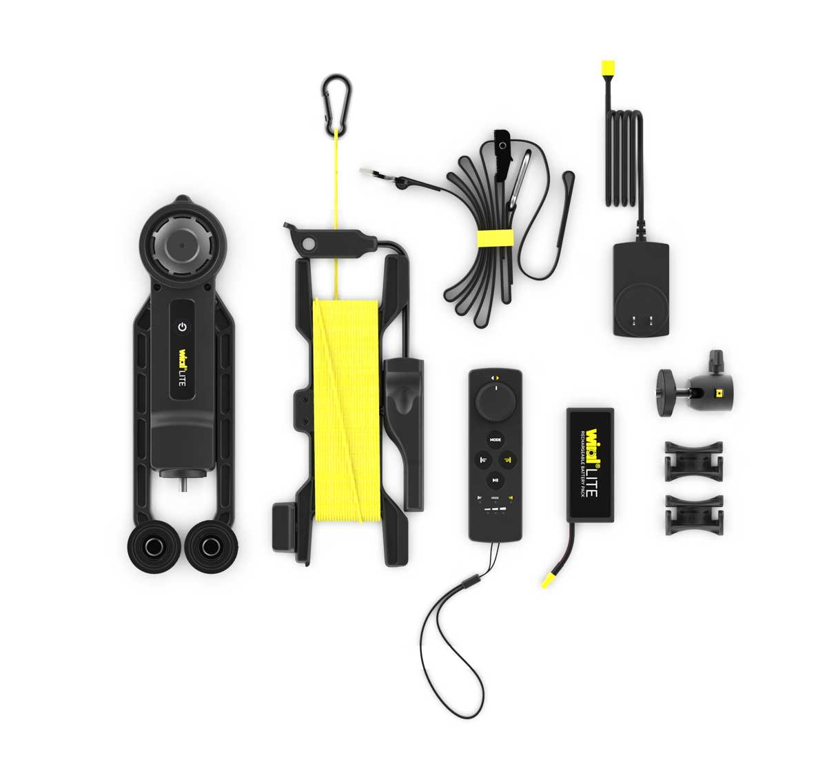 Wiral LITE complete kit with all components