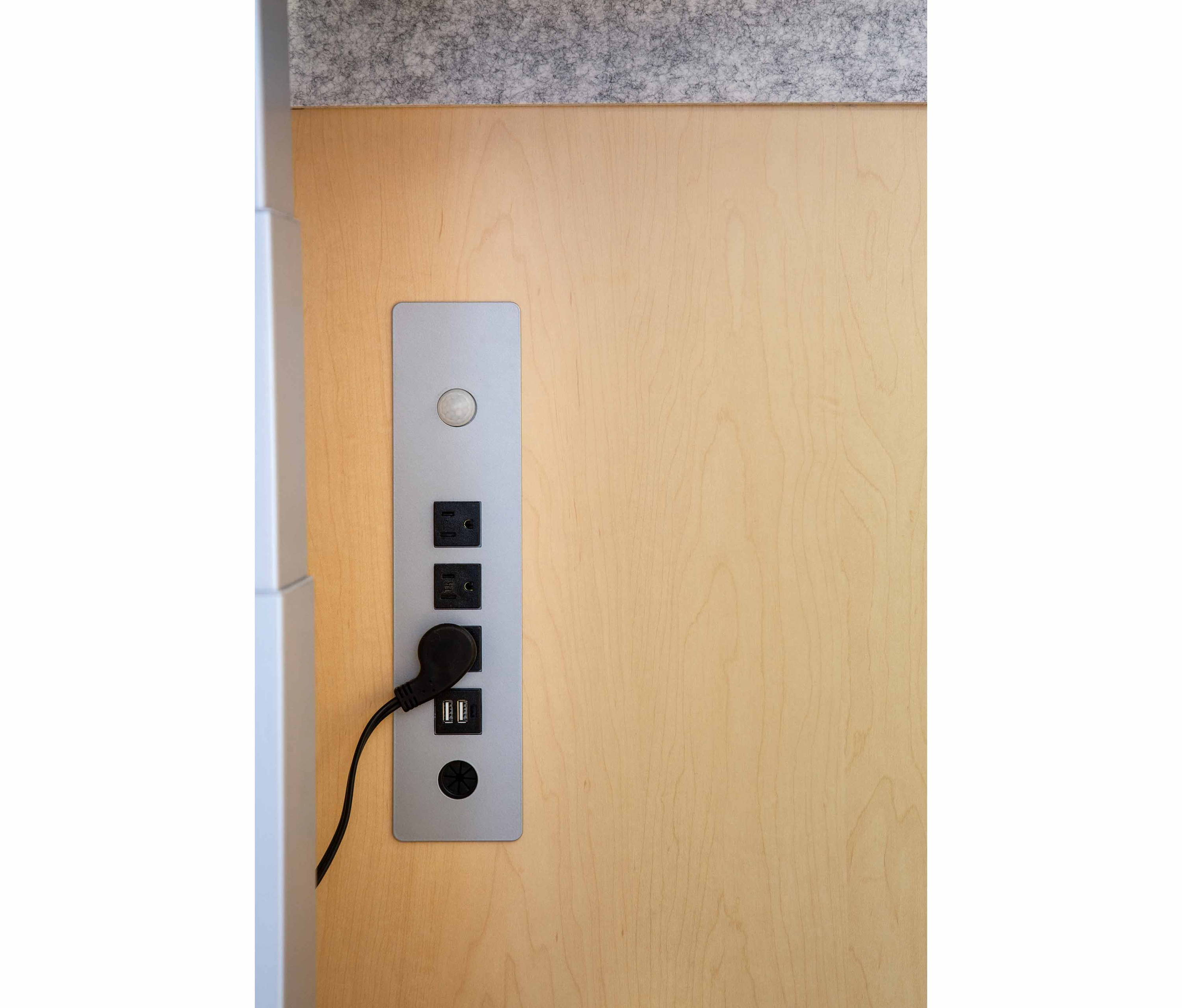 Zenbooth Electrical Unit | Office Phone Booths