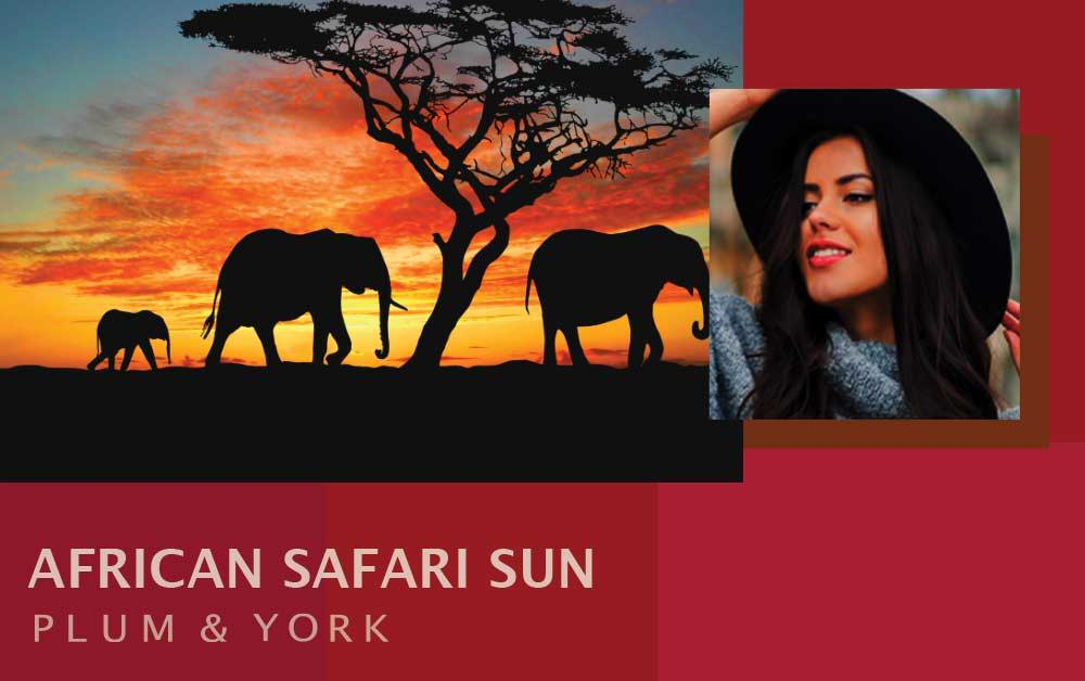 African Safari Sun lipstick by Plum & York