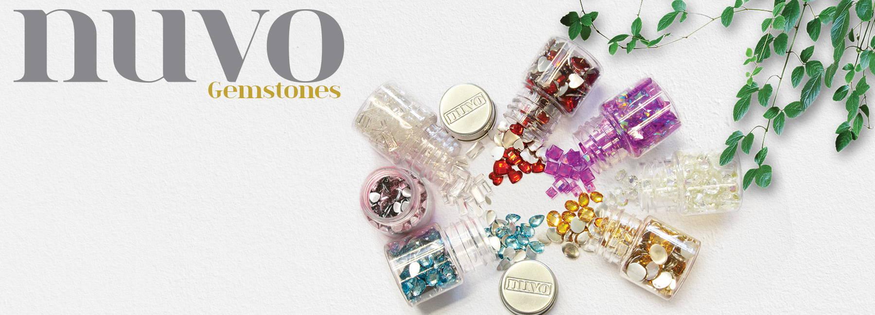 Nuvo Pure Sheen Gemstones Silver Petals에 대한 이미지 검색결과