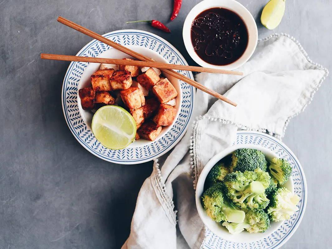Recettes de 5 marinades pour tofu, tirées du blogue santé de Isabelle Huot Docteure en nutrition