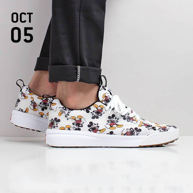 Vans x Disney Ultrarange Rapidweld Shoes