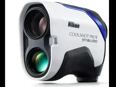 The Nikon COOLSHOT PROII STABILIZED Laser Rangefinder — 2021 Model